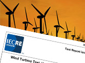 IECRE Wind Energy Test Reports
